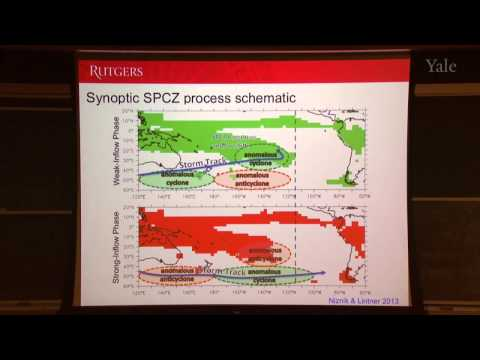 South Pacific Convergence Zone (SPCZ) Variability and Biases in Models