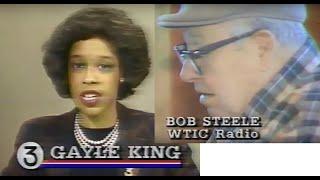 wtic s bob steele   channel 3   gayle king   1983   wfsb hartford connecticut   linda carnes