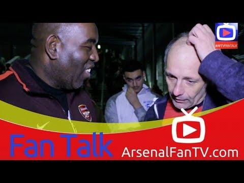 Arsenal 1 Borussia Dortmund 2 - Cazorla Should Have Started - ArsenalFanTV.com