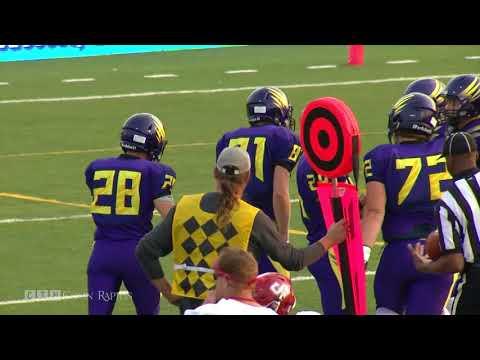 Prep Football: Coon Rapids at Chaska 8.31.17 (Full Game)
