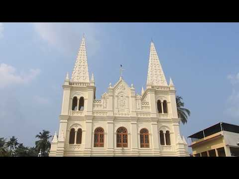 Santa Cruz Cathedral Basilica [ Kochi, Kerala, India ]
