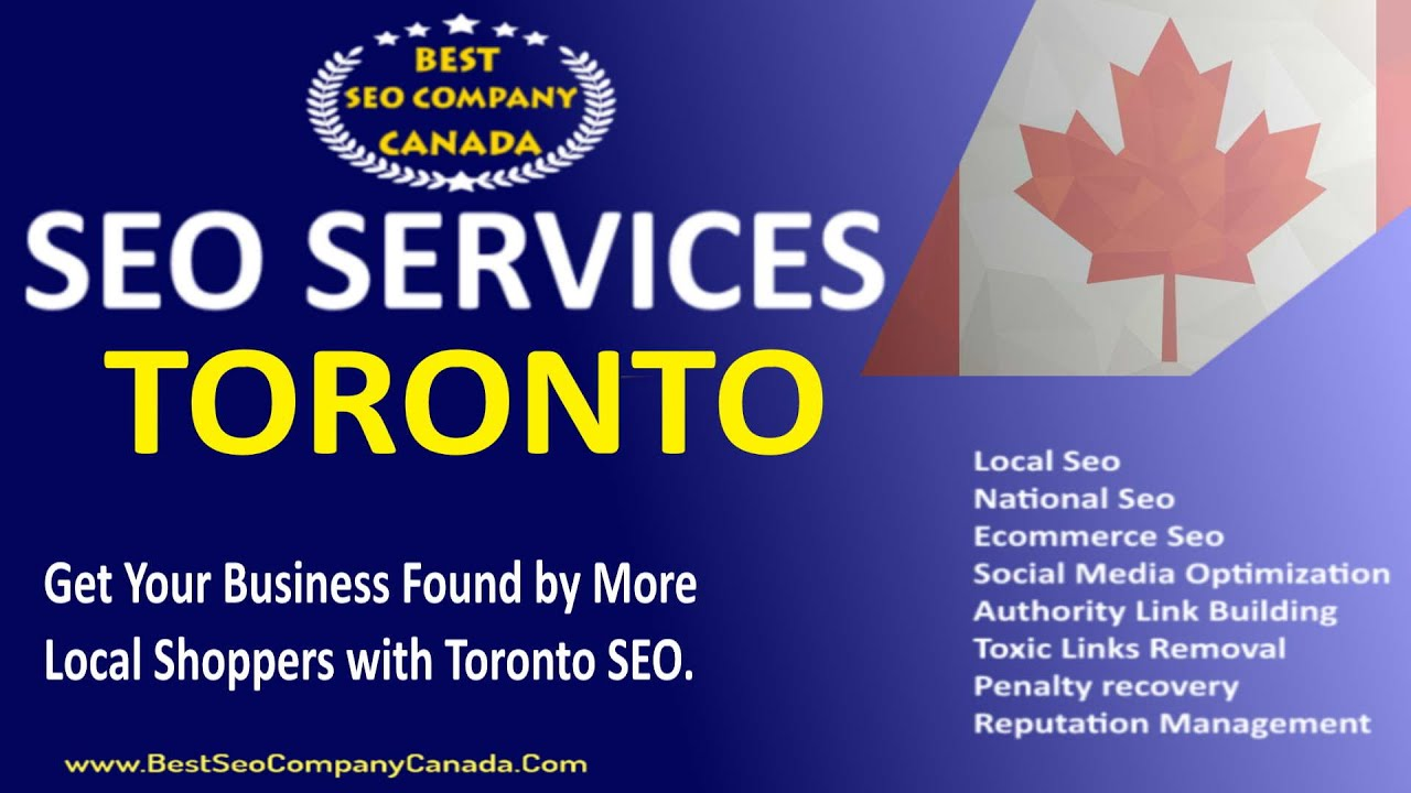 Seo Toronto | Affordable Seo Toronto | Local Seo Toronto | Seo Experts  Toronto - YouTube