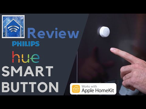 HomeKit Product Review: Phillips Hue Smart Button