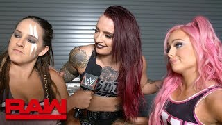 WWE Evolution will be all about The Riott Squad: Raw Exclusive, Oct. 22, 2018