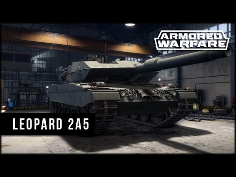 Armored Warfare: Leopard