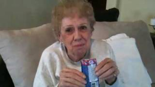 82 year old tryin pop rocks