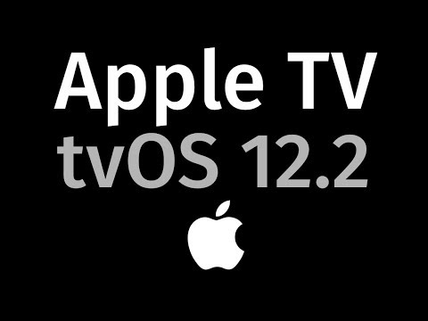 How To Update To TvOS 12.2 - Apple TV
