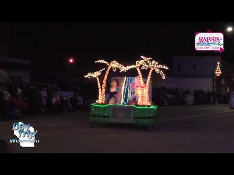 Day Trip in Wisconsin - 46th Annual Christmas Parade in Abbotsford, Wisconsin