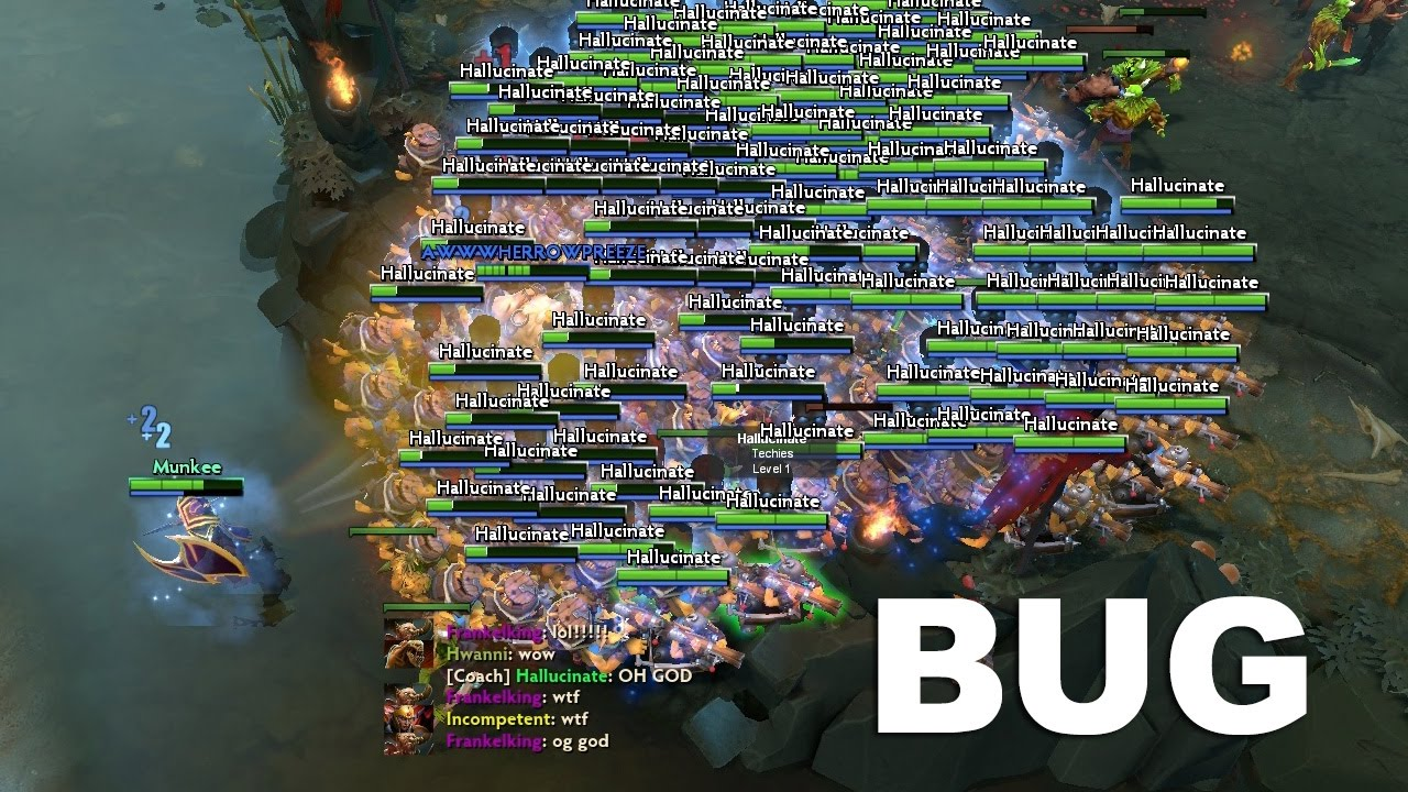 matchmaking bug dota 2