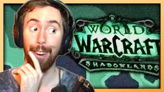 9.0 LEAKED: Asmongold Reacts to World of Warcraft: Shadowlands! Why This CAN BE LEGIT.