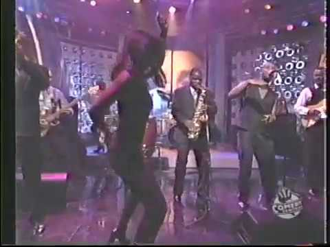 Maceo Parker - Uptown Up   Viva Variety Show 1998