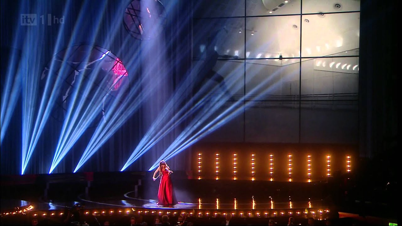 Nicola Benedetti - Schindler's List - Classical Brit Awards 2012