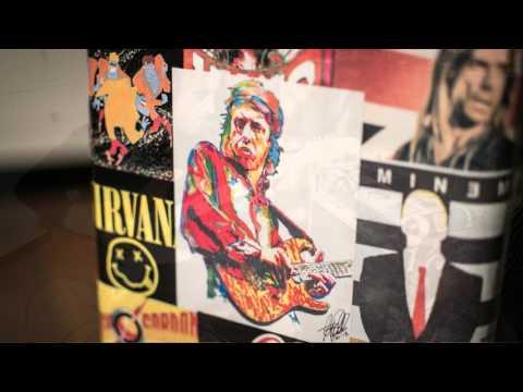 Lukas' amp rendition (Metallica, Hendrix, Dire Strait, Led Zep, Queen, SRV, BB King)