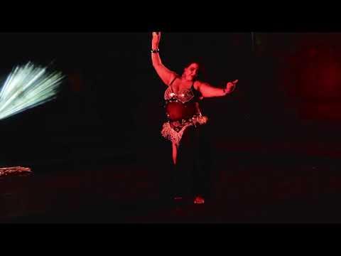 Espetáculo Bagagens Dança do Ventre ESTUDIO ARTE & MOVIMENTO