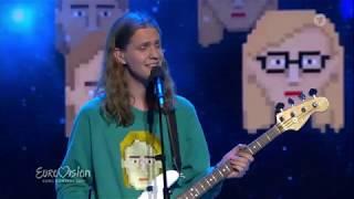 """Iceland: Daði og Gagnamagnið - """"Think About Things"""" (German Eurovision Final)"""