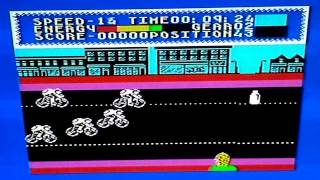 Milk race (ZX Spectrum 48k)