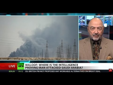 No evidence Iran attacked Saudi oil fields – fmr Pentagon official