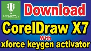 ow to download corel draw x7 full version for free #05 (2019)