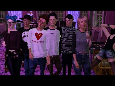THE SIMS 3 Сериал STUPIDEREST|НАИГЛУПЕЙШИЕ 1 Серия [C озвучкой]  (For search:Sims 3 Machinima)
