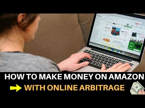 How To Make Money On Amazon FBA With Online Arbitrage - Ted Paulk