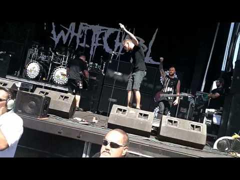 Whitechaple - I Dementia, Wall of Death Live @ Mayhem Festival 2012 Phoenix Arizona 07/06/12