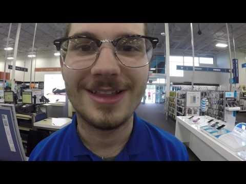 Texas Tech Vlog 2 (BestBuy trip)