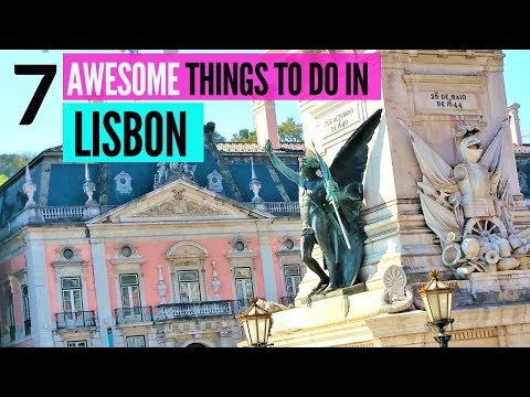 7 AWESOME Things to do in Lisbon Portugal - Lisbon Travel Ideas
