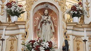Santa Missa | 1°Sexta-Feira do Mês | Oração de vésperas e Bênção do S. Sacramento | Laranjeiras-SE