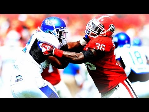 Shawn Williams | Georgia Bulldogs | SportsInTheATL™