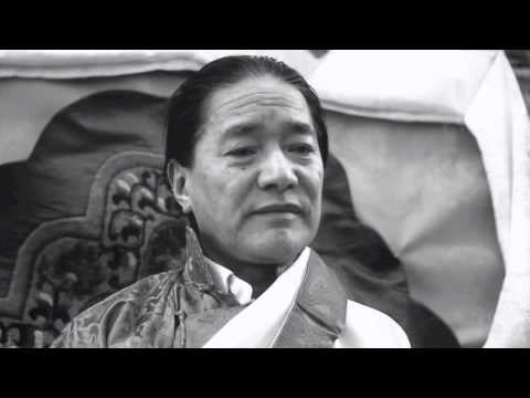 I a Roaring Lion -  words by Dudjom Rinpoche