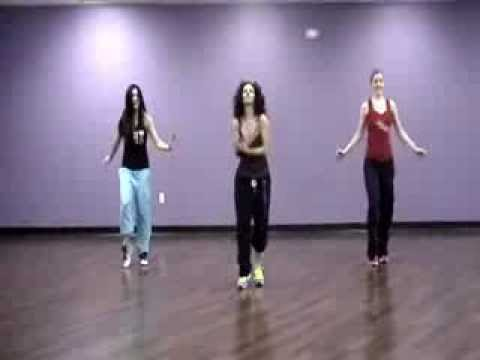 Vivir Mi Vida (by Marc Anthony) for Zumba(R) Fitness by Spark! Fitness Travel Video