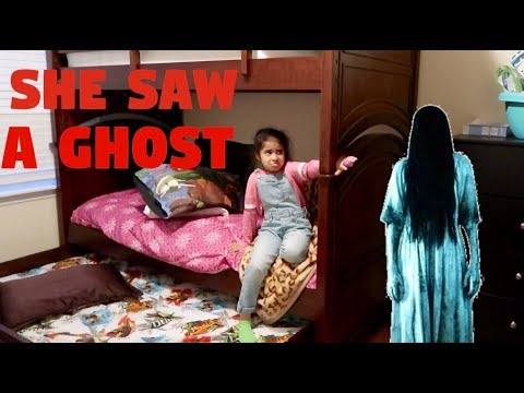 GHOST IN HER BEDROOM PRANK!!