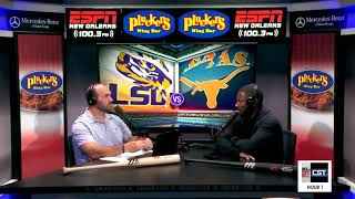 Ryan Clark explains how LSU can stop Sam Ehlinger and Texas