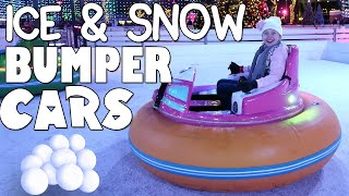 Bumper Boats on Ice!! Family Fun Pack