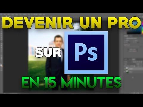 COMMENT DEVENIR UN PRO SUR PHOTOSHOP EN 15 MINUTES !!