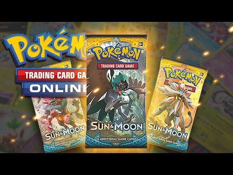MY FIRST GX CARD, MAN IT LOOKS TOO GOOD! | Pokemon Trading Card Game Online Opening #2