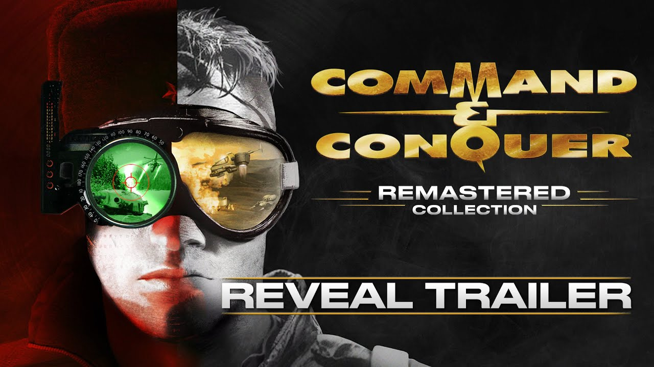 Command & Conquer Remastered Collection Official Reveal Trailer