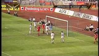 Bayer Uerdingen - Bayern München 2:1 (1985 DFB-Pokal-Finale)