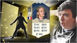 COMPLETIAMO PETIT 90 SBC (quasi) GRATIS! - FIFA 18 LIVE