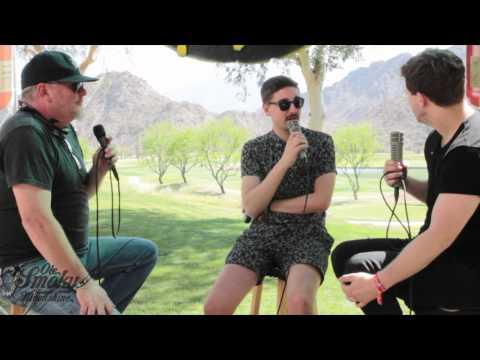 Alt J Interview with 91X at Coachella