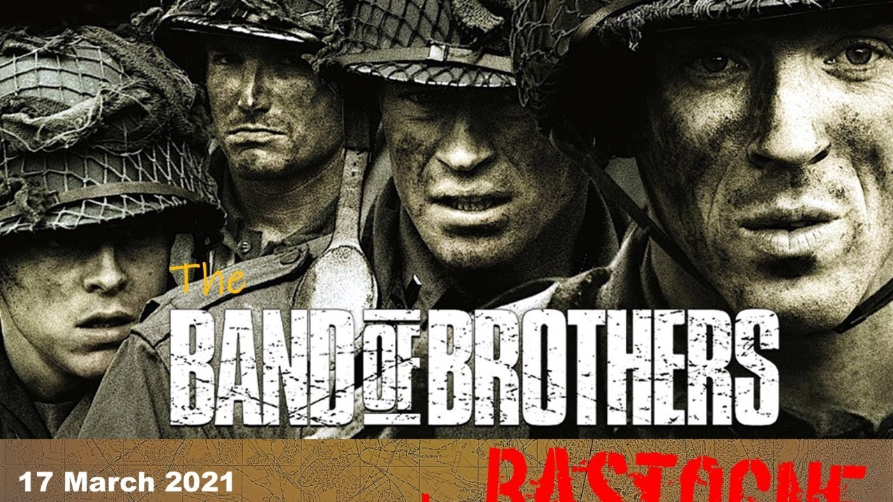 Download Band of Brothers live stream - From the front to the set