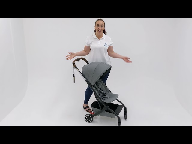How to Fold Joolz Aer and Joolz Aer Carry Cot