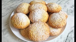 Домашнее Печенье / Homemade Cookies / Печенье на Сметане / Очень Простой Рецепт