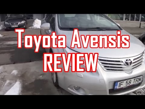 REVIEW Toyota Avensis www.buhnici.ro