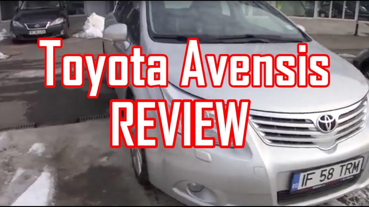 REVIEW- Toyota Avensis (www.buhnici.ro)