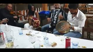 """"""" TARANTELLA CALABRESE CANTATA """" - Fortunato Stillittano, Valentina Donato & Hosteria di Giò"""
