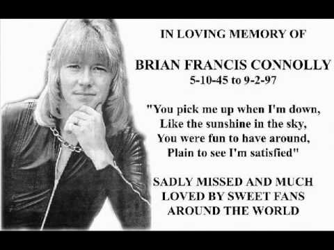 Brian Connolly Sweet* Brian Connolly's Sweet - Greatest Hits Remixed (The Glam Goth Techno Mixes)