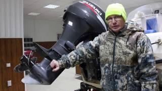 видео Лодочный мотор Сузуки 60