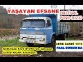 EFSANE KAMYON FORD D 1210  /1976 MODEL / TANITIM SOHBET