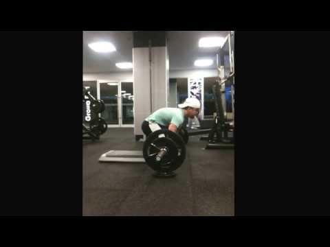 Dwarf lifting BIG!